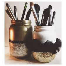 makeup brush holder diy google search
