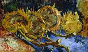 sunflowers vincent van gogh the artist s road art history artist daily