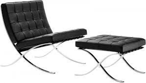 Barcelona Chair Style Decoration Barcelona Style Chair With Barcelona Chair Reupholstery
