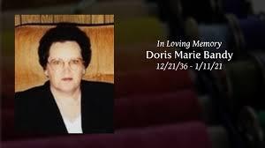 Obituary | Doris Marie Bandy of Leachville, Arkansas | Howard ...