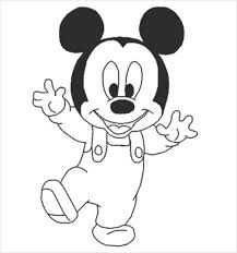 Like many other popular characters, mickey has starred in many video games, comics, toys. Mickey Mouse Coloring Page 20 Free Psd Ai Vector Eps Format Download Free Premium Templates