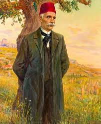 Ismail Gaspirali Bey (1851-1914), Crimean intellectual, educator, writer  and pub... Ismail Gaspirali Bey (1851-1914), Crimean int… | Painting,  History, Historical