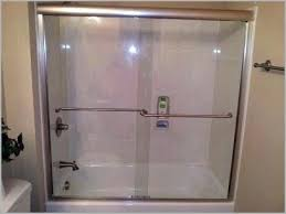 kohler frameless glass shower doors bath semi bathtub door adding to a finding tub enclosures bathrooms remarkable