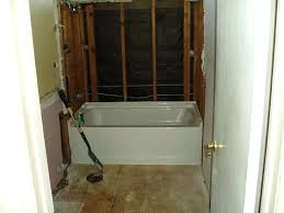 install a bathtub cost to safe step walk in tub bathtubs tub surround installation s