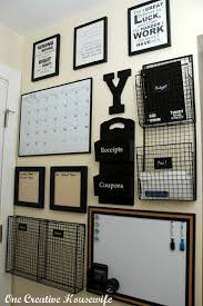 office wall decor ideas. Awesome DIY Command Centers Like This One! Loving The Home Office Wall Space And Decorating! Organization Ideas Decor C