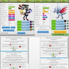 Online Free Browser Based MMO RPG Pokémon Game   Mmorpg games, Free mmorpg,  Pokemon