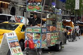 Nyc Vending Machine License Gorgeous Bill Allowing More Street Vendor Permits Suddenly Killed