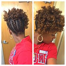 Natural Twist Hairstyles Natural Hair Styles Updo Flat Twist Natural Hair Flat Twist Updo