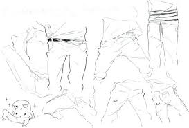 Pants Drawing Reference Cloth Reference Autumnrichardson Co