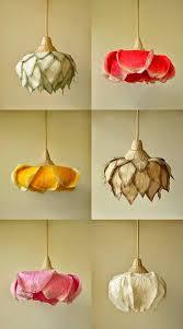 flower pendant lamps by lighting artist sachie muramatsu the with regard to light idea 6