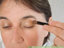 image led avoid mon makeup errors for the over 40s step 8