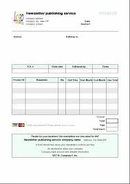 Polaris Office 5 Templates Polaris Office Invoice Template