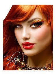 blaze eyes stick on makeup kit image 1