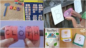 Online esl phonics an online collection of downloadable phonics worksheets. 20 Fun Phonics Activities And Games For Early Readers We Are Teachers