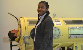 NEOMED: Meet Jenell Fowlkes '19 | Saint Martin de Porres High School |  Cleveland, OH