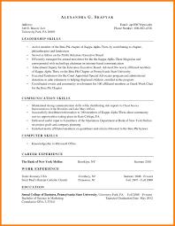 Skills Based Resume Nardellidesign Com