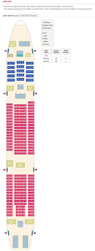 Airbus A380 Seating Chart Asiana Asiana Airlines Aircraft Seatmaps Airline Seating Maps And
