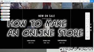 how to make an online store ecommerce website subtitles how to make an online store ecommerce website subtitles