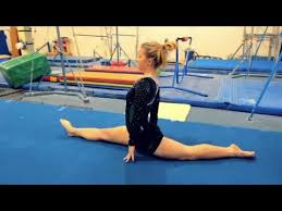 floor gymnastics splits. How To Do Perfect Splits | Gymnastics Floor Gymnastics Splits T