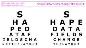 eye shape chart visio eye chart template visio guy