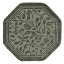 sage green bathroom rugs home wellington 6 octagon bath rug in sage green sage green bath sage green bathroom rugs