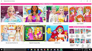makeover dress up games for windows 10 free and