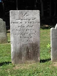 Philo Barnum (1780-1828) - Find A Grave Memorial