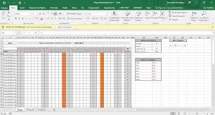 Formato De Minuta En Excel Mapa Assiduidade Automatizado Excel
