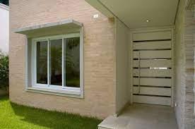 Versátil, esse recurso pode ser usado do banheiro à fachada. 14 Fachadas De Casa Com Tijolinhos A Vista E Varias Dicas De Como Usa Las