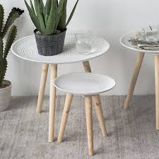 creative tray small table placement