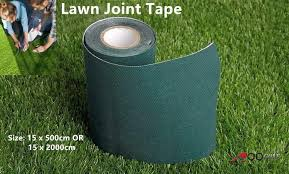 artificial turf. Brilliant Turf Selfadhesive Synthetic Turf Joint Tape Lawn Roll For Artificial Grass For