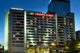 crowne plaza moscow world trade centre hotel in moscow russia