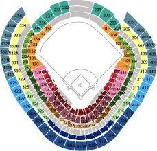 Arizona Diamondbacks Chase Field Seating Chart Perspicuous