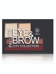 TF <b>палетка для глаз и</b> бровей EYE & BROW PALETTE 02 ...