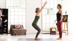 border ten tips for beginner yogis sandra carson chair pose