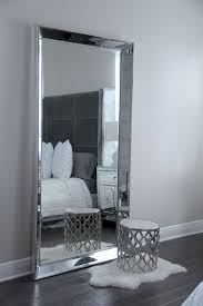 ... Large Size of Mirrors:large Floor Mirrors Vintage Full Length Mirror  Full Height Mirror Black ...