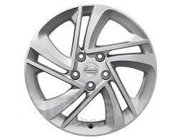 <b>Диск колесный R17</b> Snow Flake (цвет серебро) Nissan ...