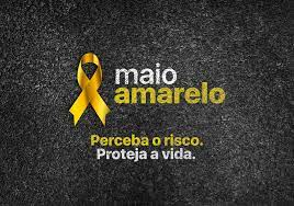 Triunfo Transbrasiliana apoia Movimento Maio Amarelo - Triunfo  Transbrasiliana