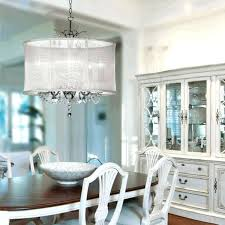 drum light chandelier dining room dining room family room chandelier expandable round dining table acrylic dining