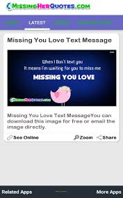 Missing Quotes For Her Missing Her Images For Android Apk Download