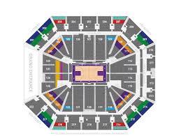 Sacramento Kings Seating Chart Kings Groups