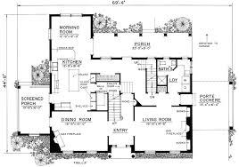 father of the bride house interior. Simple Interior Father Of The Bride  43010PF Floor Plan Main Level Throughout Of The House Interior N