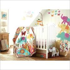 animal crib bedding safari set cribs shabby chic pillowcase hypoallergenic round nature imagination woodland organic animals nursery