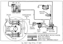 car wiring diagram page 68 wiper wiring of 1966 oldsmobile 33 through 86 series hi speed