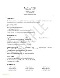 Example Of A Job Resume With No Experience Or Sample Of A Resume