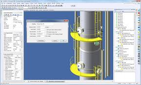Pressure Vessel Skirt Design Pressure Vessel Internals Attachments Clips And Lugs