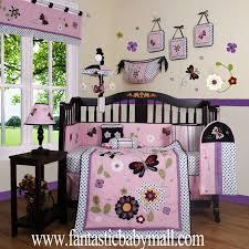 organic nursery bedding sets boutique daisy garden 13pcs crib bedding set 100 coton