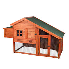 Trixie Pet Products Natura Natural Wood Chicken Coop