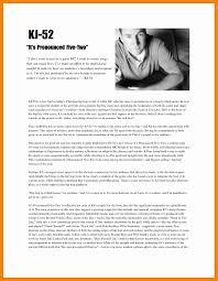 Resume Bio Example Unique 5 Biography Template Doc Resume
