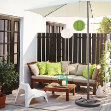 ideas ikea patio pinterest